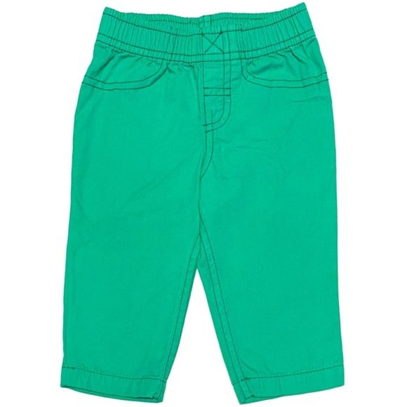 Carter's NWOT Green Pull On Pants